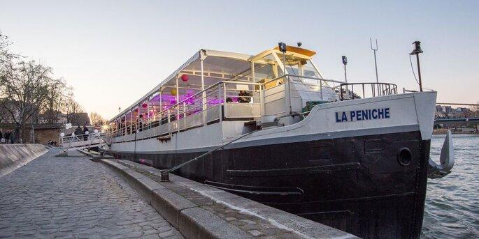 LA PÉNICHE - Lieu de réception mariage - Paris