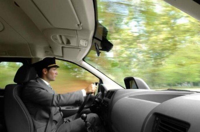 Conductor elegido para eventos