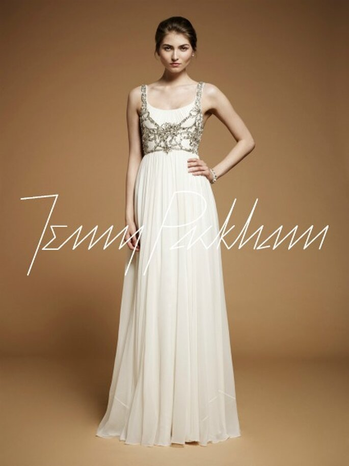 Jenny Packham Bridal Collection 2012 Mod.Ormlie