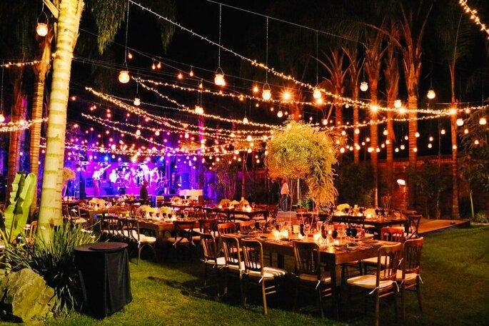 Casa del Lago jardines para bodas Tonalá