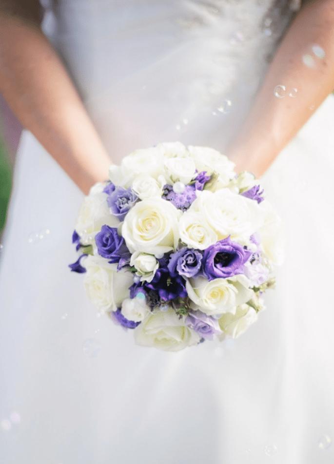 Ramos de novia redondos. Fotografía Steffen Böttcher