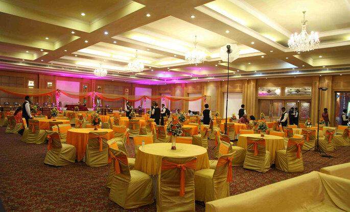 Photo: Paradise Banquet.