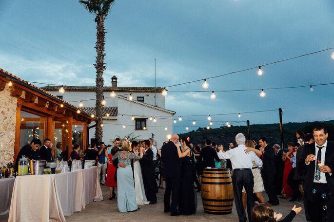 Mas Llagostera masía bodas Tarragona