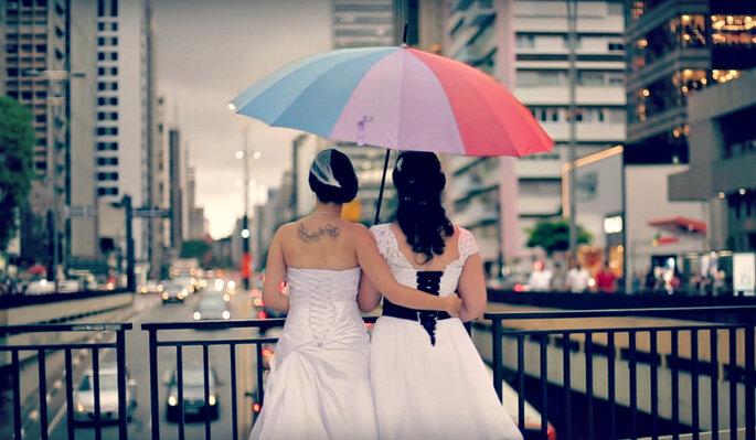 Foto: Reprodução 'Vestidas de Noiva'