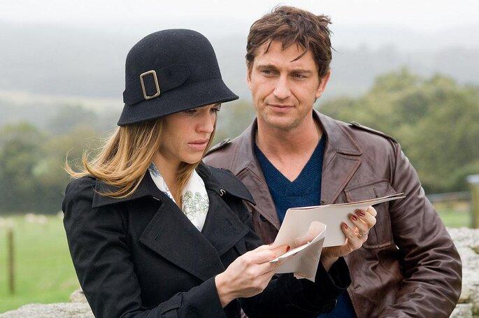 amour cinéma films romantiques Ps I love you