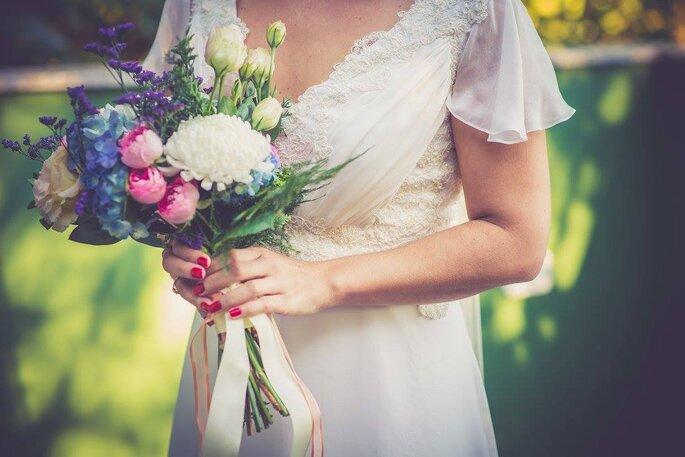 Buquê e Flores: Nega Fulô   Foto: Valéria Simonin