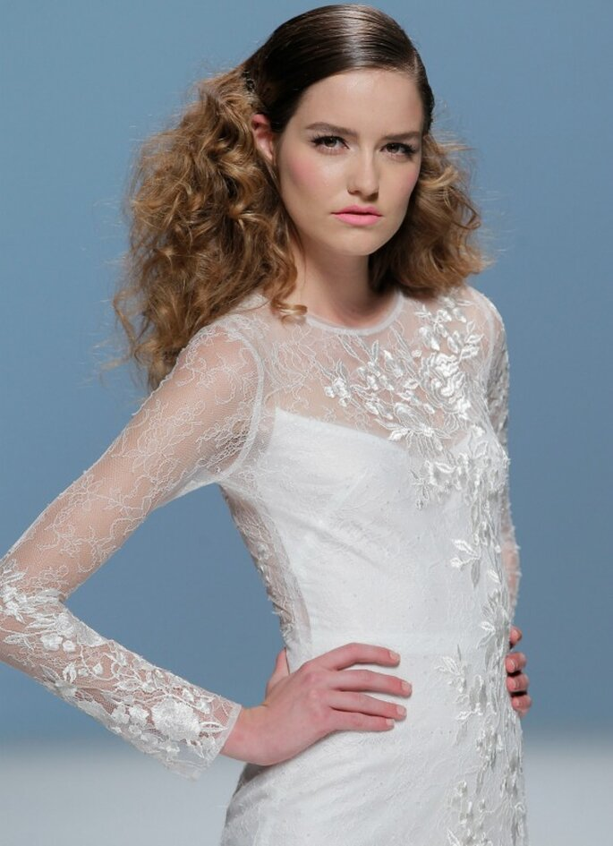 Cymbeline, collection 2015 - Photo: Barcelona Bridal Week