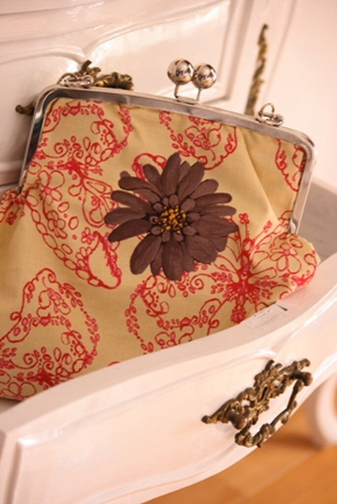 Acessórios para noivas Vintage Affair - clutch