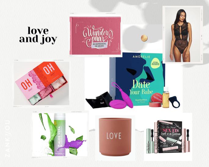 Valentinstag Geschenke Guide