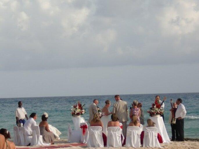 S'adapter aux envies des mariés pour qu'ils soient heureux et sereins le jour J, tel est l'objectif de la wedding planner - Photo : Life Event Planner