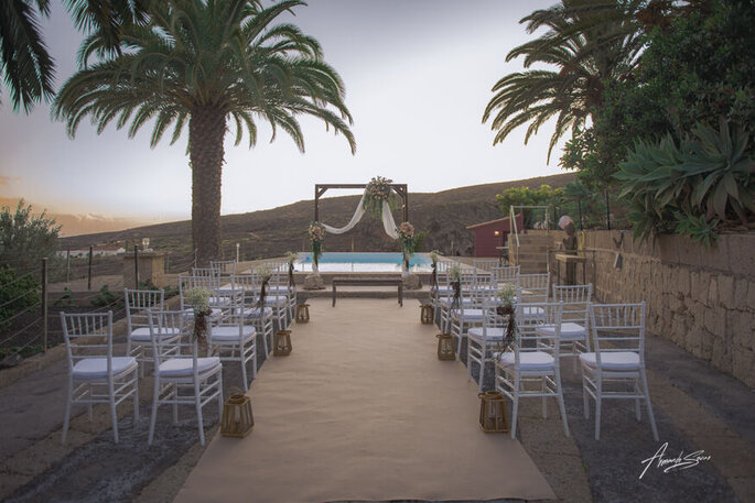 Finca El Oasis de Icor finca bodas Santa Cruz de Tenerife