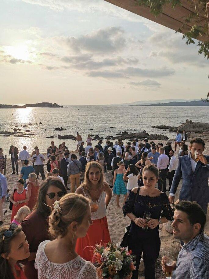 Le Goéland - Lieu de réception mariage - Corse-du-Sud