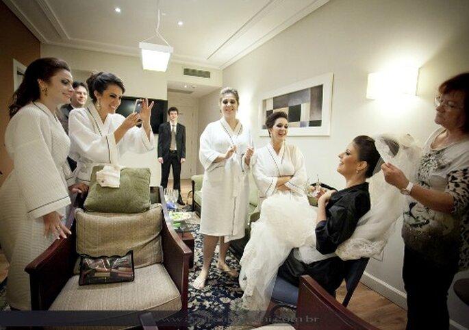 Belleza para bodas. Foto de Andrea Paccini.