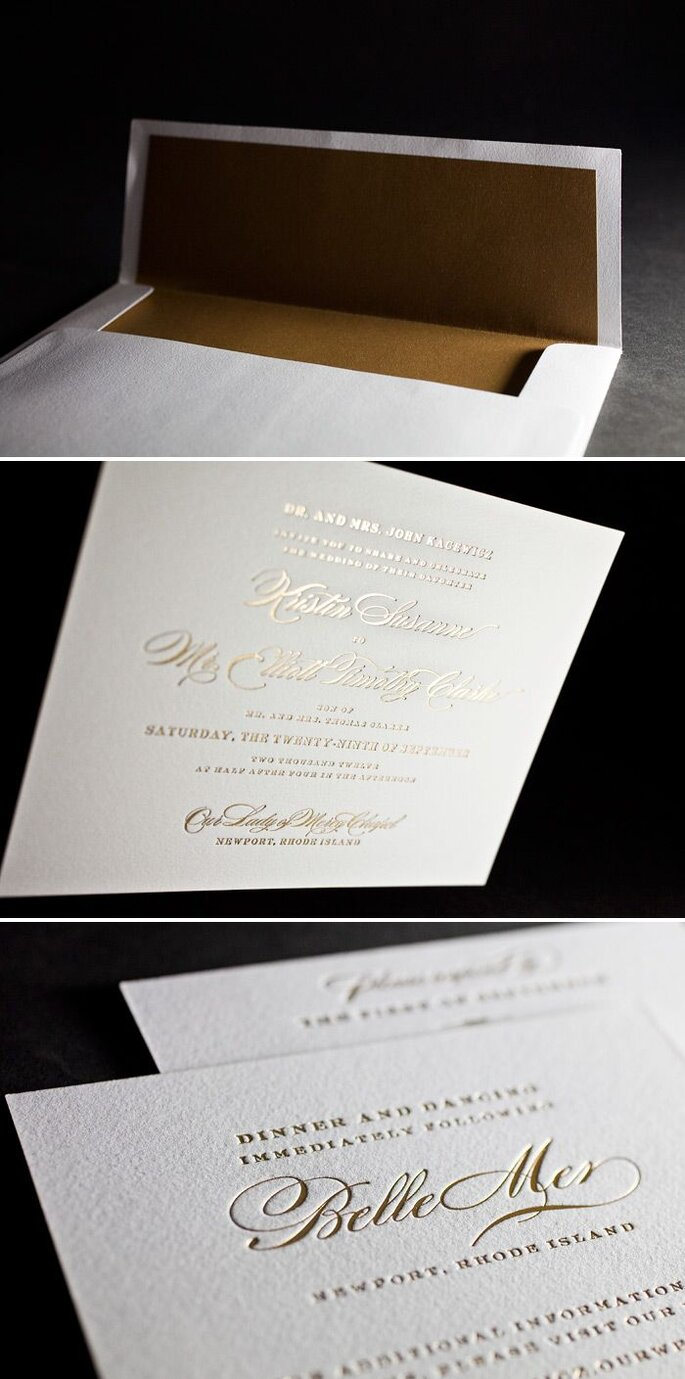 wedding stationery classic label emotion london