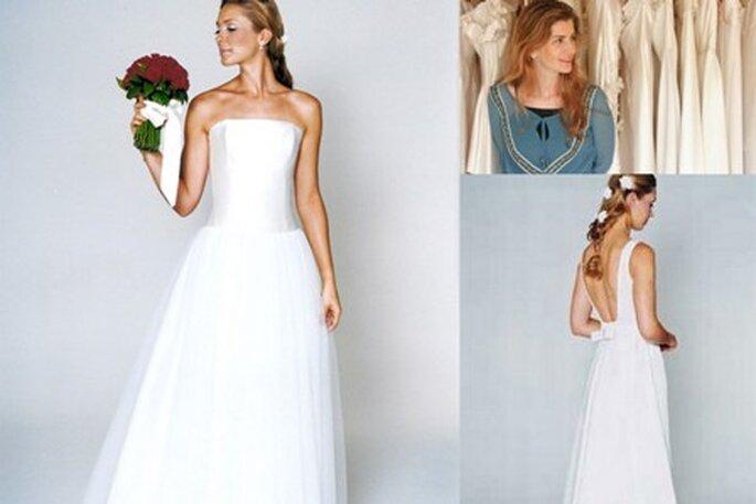 Vestidos de Noiva Marie Toscano
