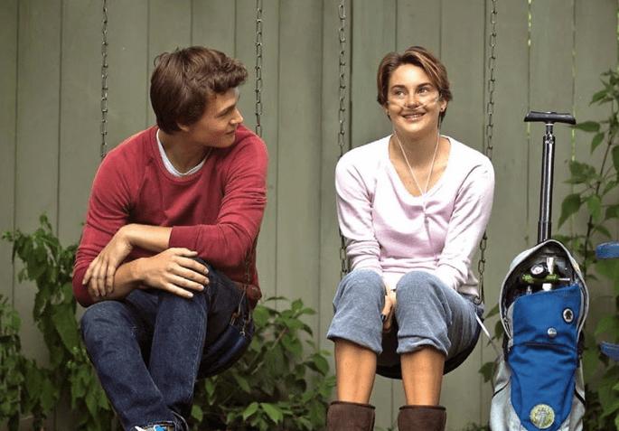amour cinéma films romantiques Nos étoiles contraires The Fault in Our Stars