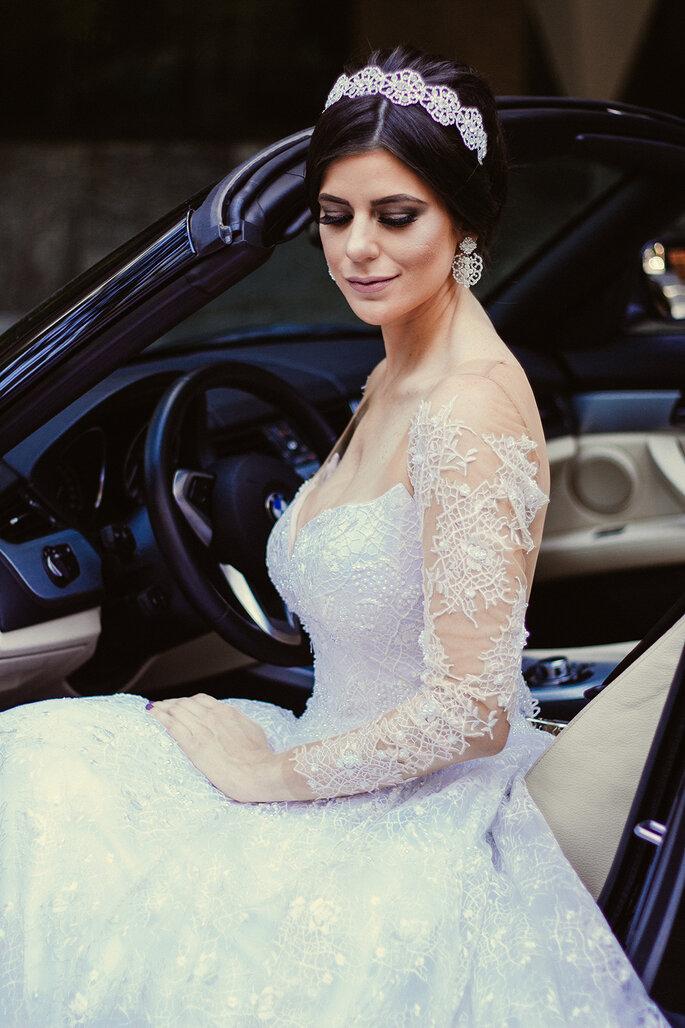 Vestido de noiva Vila la Vie