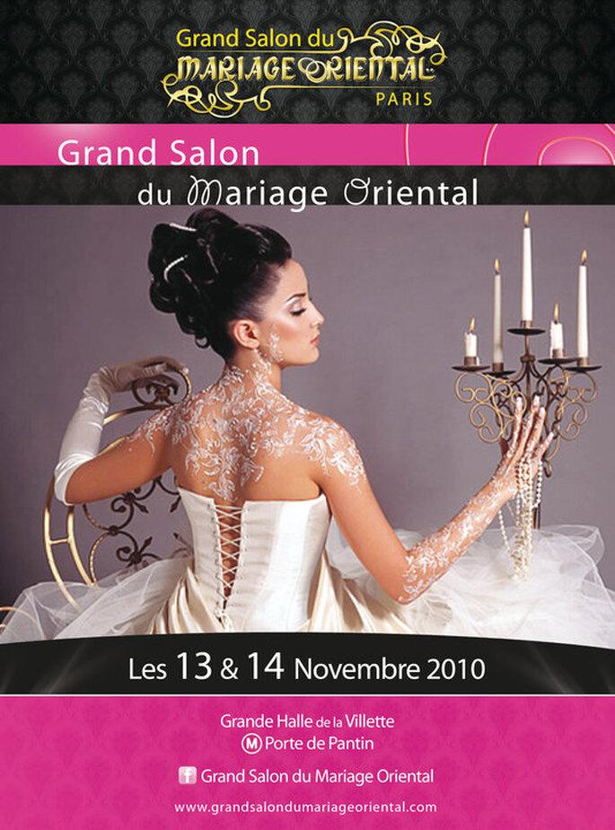 Le grand salon du mariage oriental paris novembre 2010 - Salon du mariage oriental 2015 paris ...