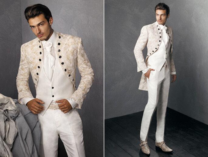 Ein Hauch von spanischem Torrero - Archetipo Outfit in weiss