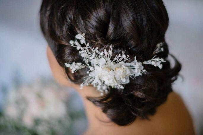 arranjo cabelo noiva