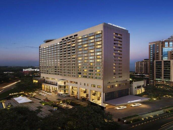 Photo: JW Marriott Hotel.