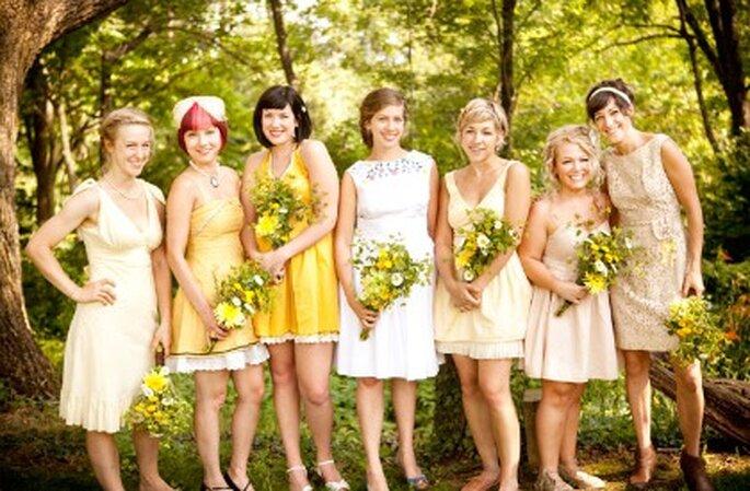 Que Vestido Usar Em Um Casamento No Campo