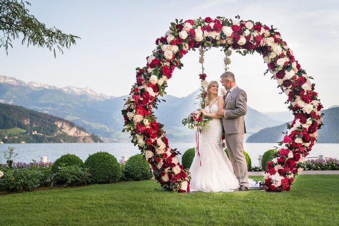 Wundervolle Zeremonien geplant von Hochzeitsplanerin herzKLOPFEN