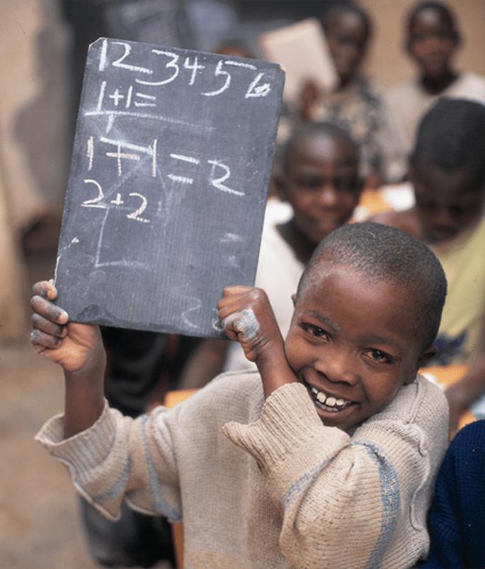Cadeau solidaire UNICEF