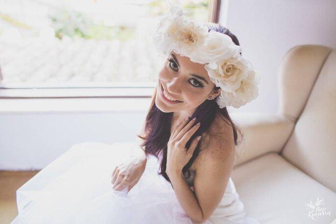 Cabelo e maquiagem: Angela Ribeiro Make and Hair - Foto: Divulgação.