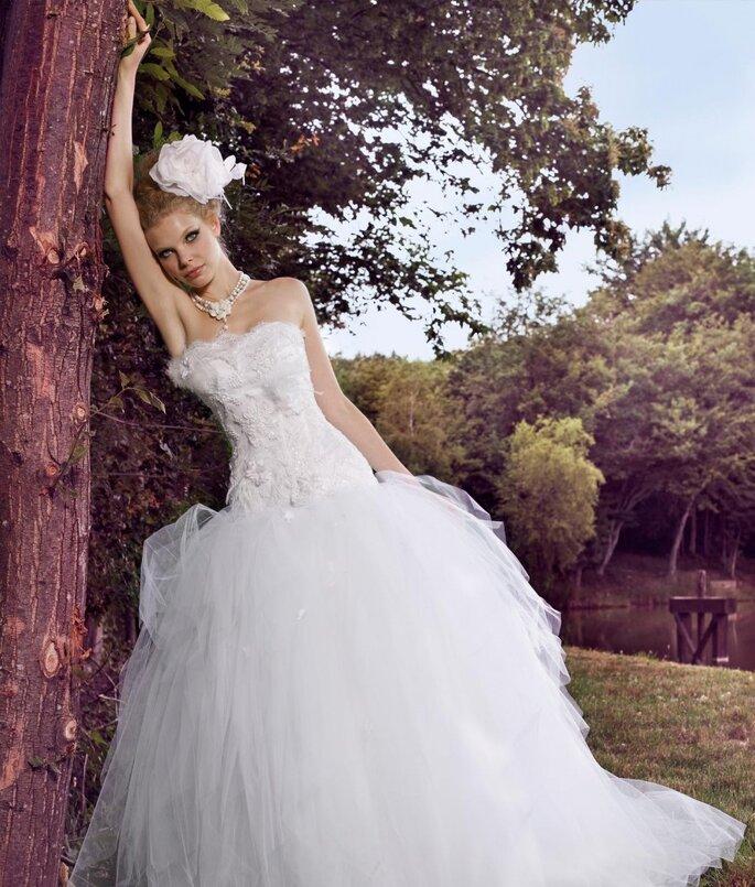 Robe de mariée Rosi Strella - Rayon de soleil