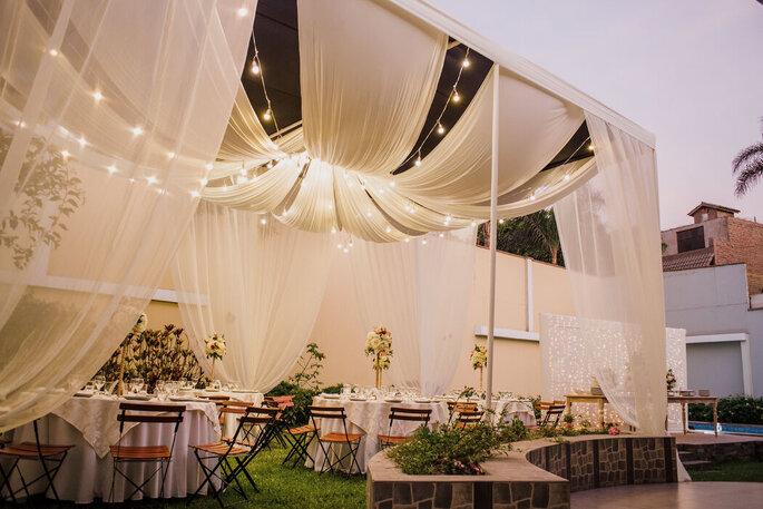 Aroma Gourmet Catering & Eventos buffet matrimonios Lima