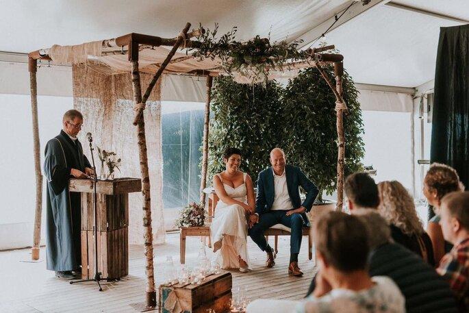 UITLIEFDE Weddings. Foto: Esther van Geenen Fotografie