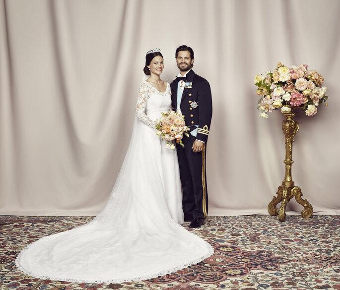 Свадьба принца Швеции