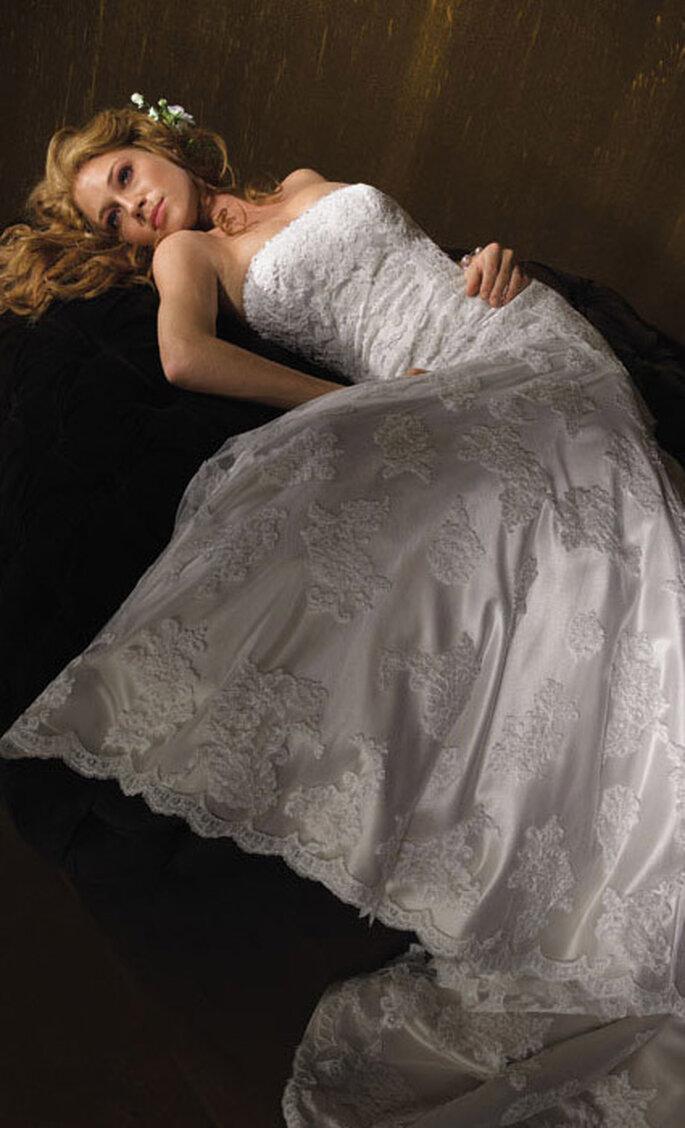 Vestidos con detalles y bordados son algunos de los más populares.