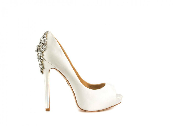 Ksis wedding shoes , model: Poetry, obcas: 10cm