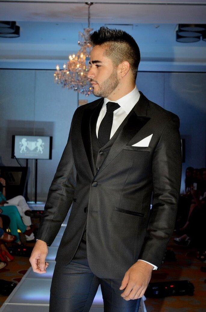 ¿Cómo hacer una buena elección en el traje del novio? ¡5 consejos de un diseñador!