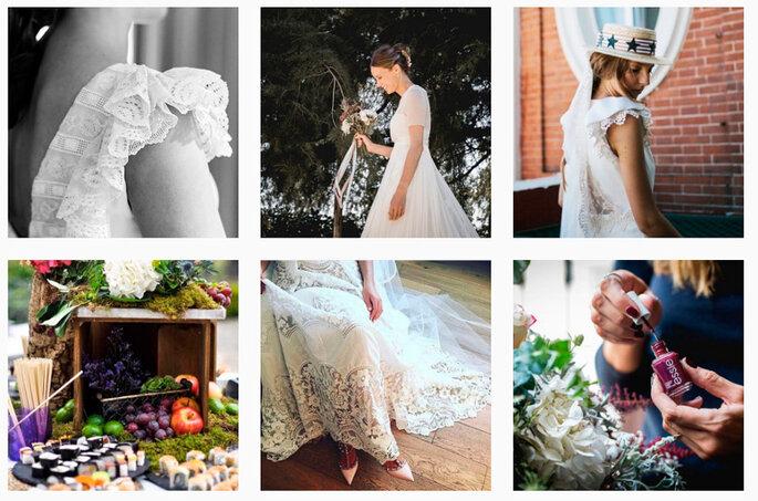 boda en instagram