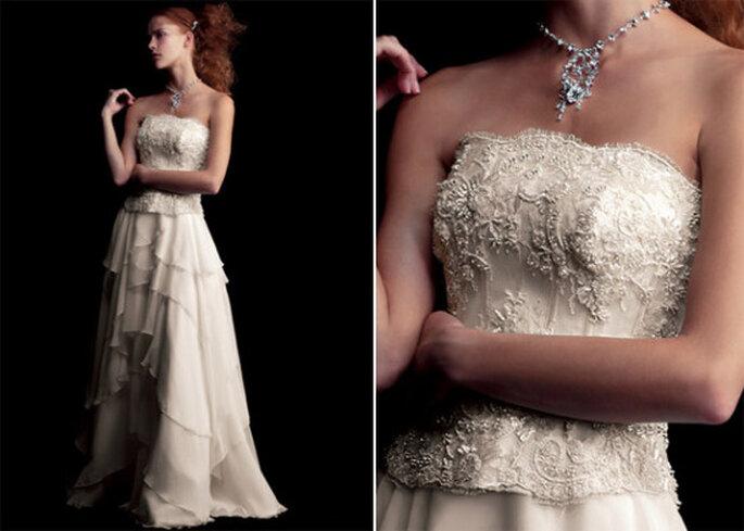 Vestidos de novia 2012 de Fabio Gritti