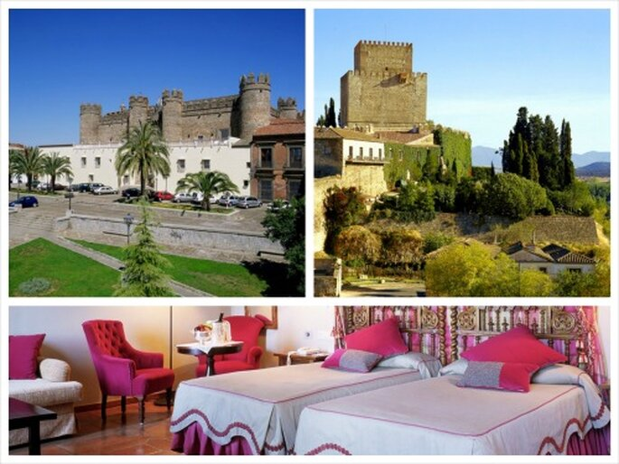10 castles to get married in Spain