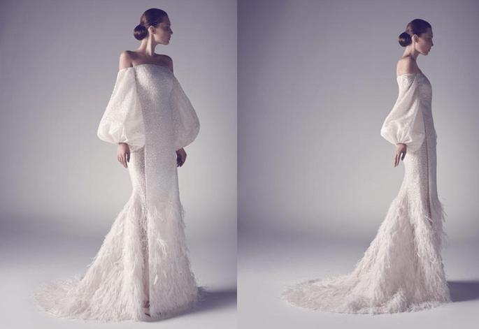 Ashi Studios primavera 2015 alta costura: Una colección para enamorarse - Ashi Studio Oficial