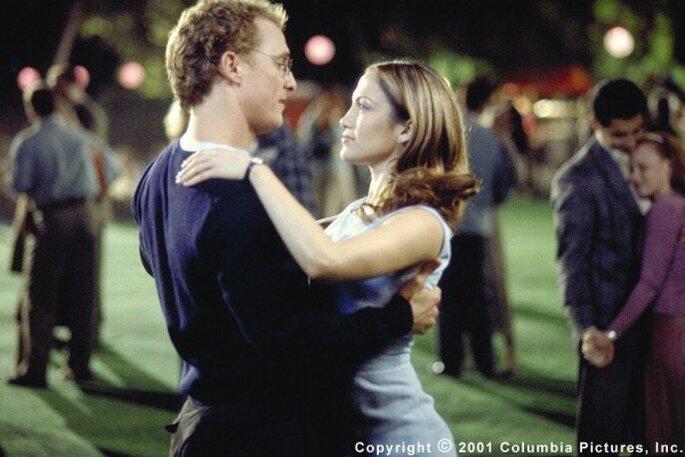 15 mentiras que nos cuentan las películas sobre las bodas - The Wedding Planner vía Columbia Pictures