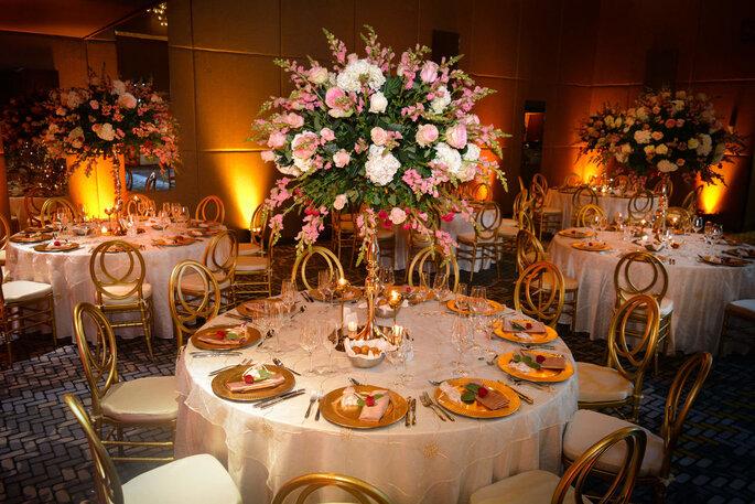 Eventos con Arte y Diseño Decoración de bodas en Bogotá