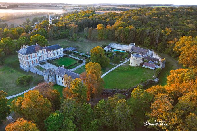 Château de Vallery - Lieu de Réception- Yonne (89)