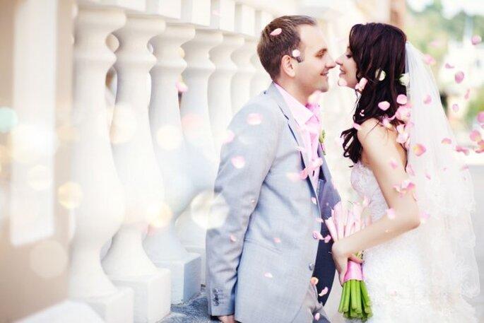 10 datos curiosos sobre el matrimonio - Foto Mila Supinskaya en Shutterstock
