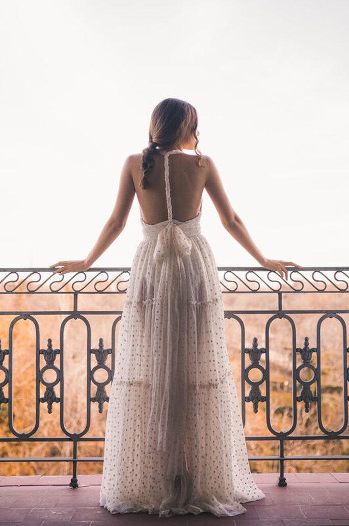 Tulle Rouge Atelier diseñadores de novia Madrid