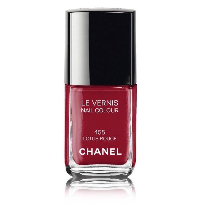Le vernis, Chanel.