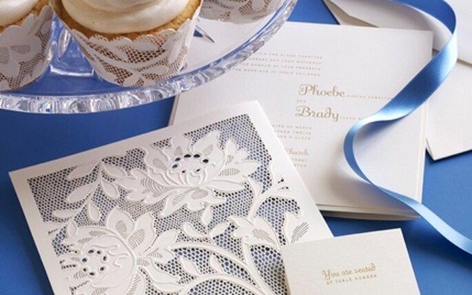 Invitaciones de boda Vera Wang