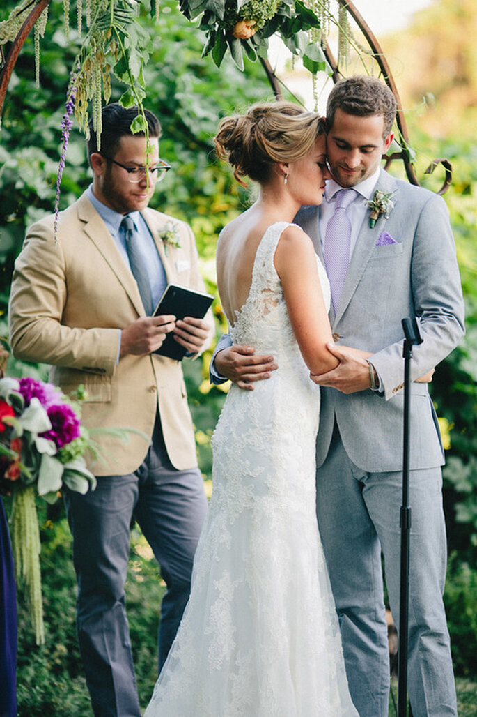Cass + Will´s Wedding, image: Ryan Flynn Photography