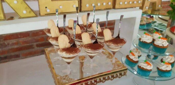 Joya Gourmet Dulces y pasteles bodas Guadalajara