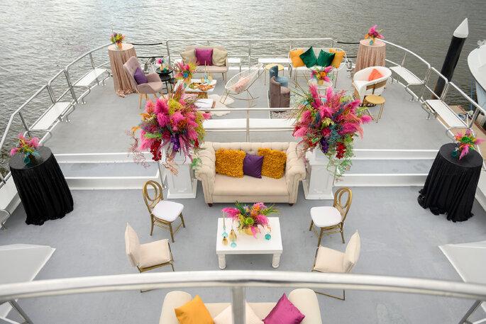 Emotions Deco mobiliario para bodas Puerto Vallarta
